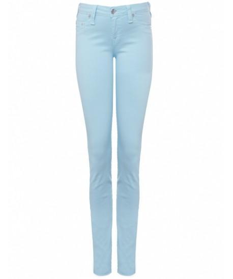 Foto True Religion Light Blue Halle Colour Jeans UK 29 LT BLUE