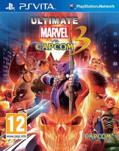 Foto Ultimate Marvel Vs Capcom 3