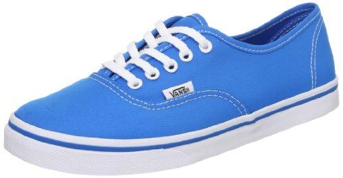 Foto Vans U AUTHENTIC LO PRO (NEON) DIVA BLU - Caña baja de lona unisex, color azul, talla 38.5
