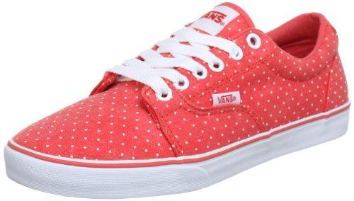 Foto Vans W KRESS (WASHED DOTS) C - Zapatillas de lona mujer, color naranja, talla 41