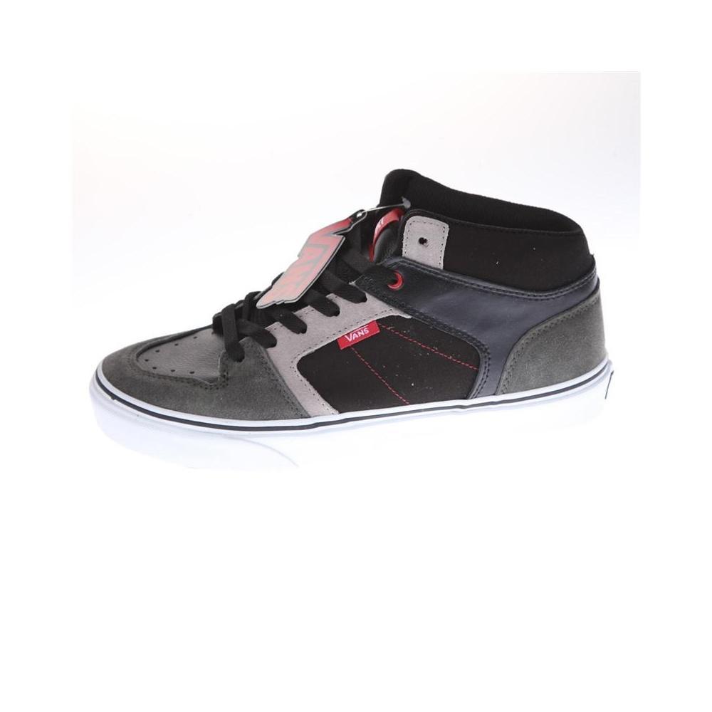 Foto Vans Zapatillas Vans Shoes: Ellis Mid BK/GR Talla: 10 USA / 43 EUR