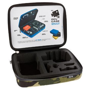 Foto Videocámara SP POV Case 3.0 Small GoPro-Edition camo - camo