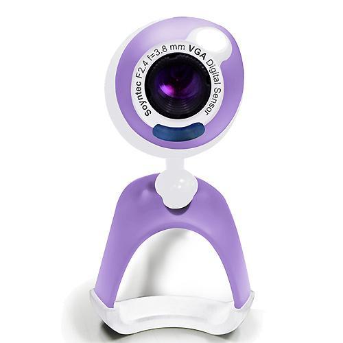 Foto Webcam Soyntec Joinsee 352 Violeta