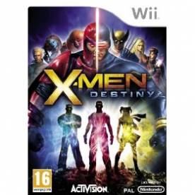 Foto X-men Destiny Wii