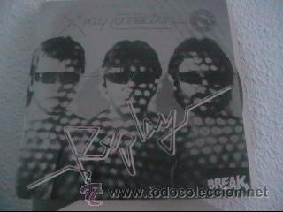 Foto x ray connection replay maxi break records 1984 l16 2