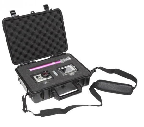 Foto Xsories XSories Black Box - Maletín protector para videocámara - plástico ABS - negro