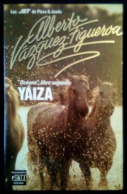 Foto Yaiza (oc�ano Ii) - Alberto Vazquez Figueroa - Libro - Tapa Blanda - Como Nuevo