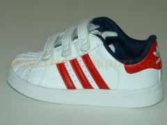 Foto zapatilla adidas originals superstar 2 cf i - bebe (g61166)