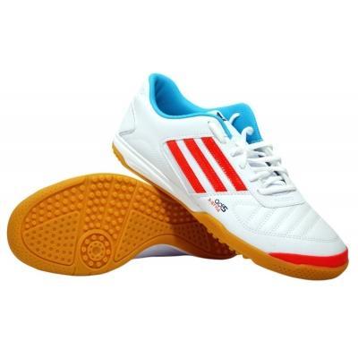 Foto Zapatilla de futbol sala adidas adi5 x-style blanca-azul-naranja