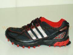 Foto zapatillas adidas de running para hombre kanadia 4 tr gtx m negro1/plame (u42335)