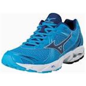 Foto Zapatillas de deporte azules Wave Ovation 2 de Mizuno para hombre