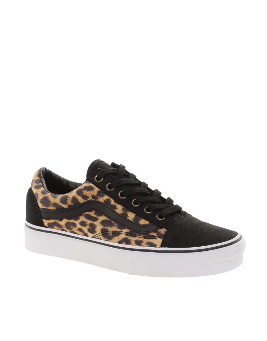 Foto Zapatillas de deporte con estampado de leopardo Old Skool de Vans L...