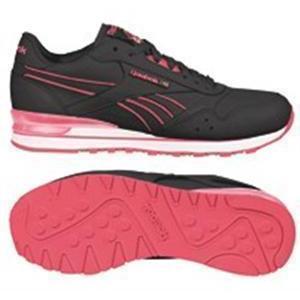 Foto Zapatillas de deporte negras para atletismo CL EVRA CLIP de Reebok de mujer