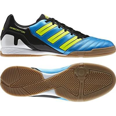 Foto Zapatillas de futbol sala predator absolado in azul-negro-amarillo