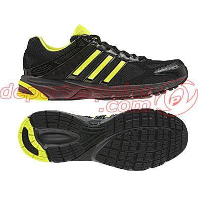 Foto zapatillas de running/adidas:duramo 4 m 9.5 negro1