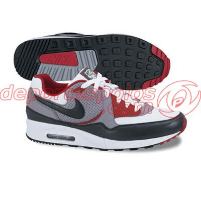 Foto Nike Air Force 1 Zapatillas Hombre Negro 7 foto 54147