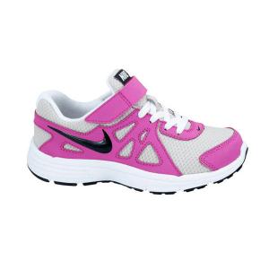 Foto Zapatillas deportivas cordones niña nike revolution 2