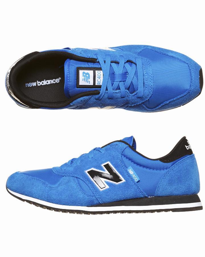 Foto Zapatillas M400 D De New Balance - Azul Negro