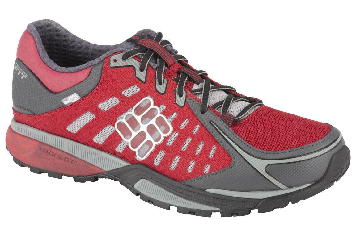 Foto Zapatillas para trail running Columbia Peakfreak rojo/negro para, 42