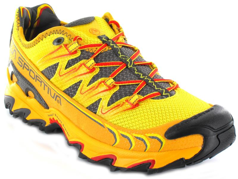 Foto Zapatillas Trail Running La Sportiva Ultra Raptor Amarillo