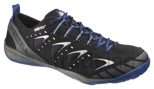 Foto Zapatillas trail running Merrell Embark Glove Goretex Black Olympia 4ab9c7f16e