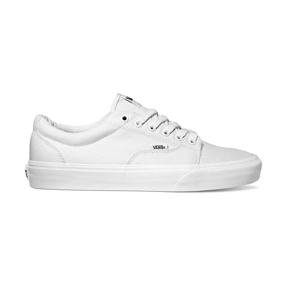 Foto Zapatillas Vans - Kress Skate - US 9.5 True White/White
