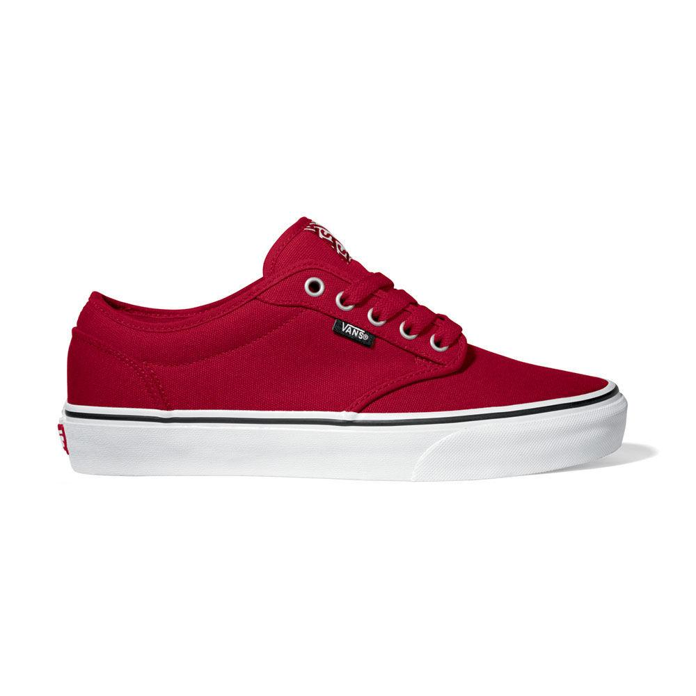 Foto Zapatillas Vans Atwood Skate - US 9.5 Chilli Pepper | Calzado informal