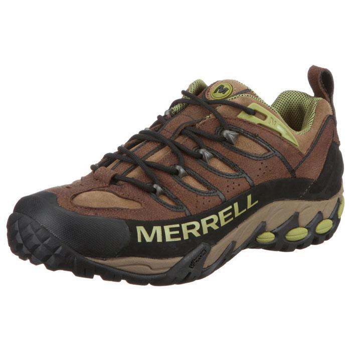 Foto Zapato Merrell Refuge Pro Dark Earth Lime