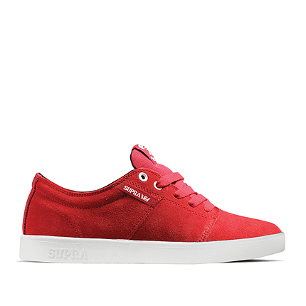 Foto Zapatos Supra · Stacks · Red