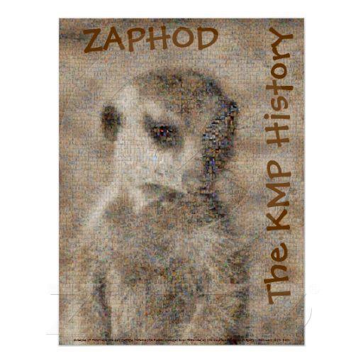 Foto Zaphod - el poster de la historia de KMP