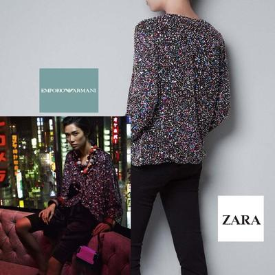 Foto Zara Season Sold Out. Sequin Bomber Jacket Coat . All Sizes. Bloggers.