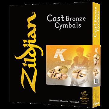 Foto Zildjian K Zildjian Pack K Cymbal Set