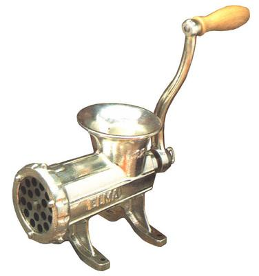 Maquina de picar carne y embutidora