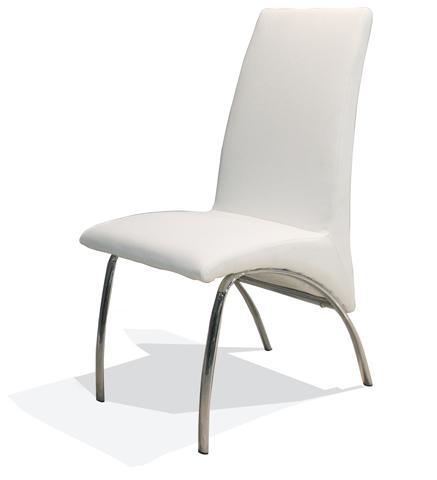 Foto 4 sillas comedor blanco mod trevi foto 639967 - Sillas comedor blancas modernas ...
