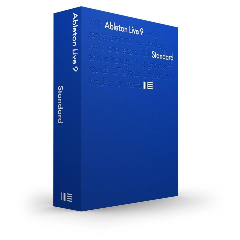 Foto Ableton LIVE 9 STANDAR EDITION UPGRADE DESDE LIVE 9 LITE. Software par