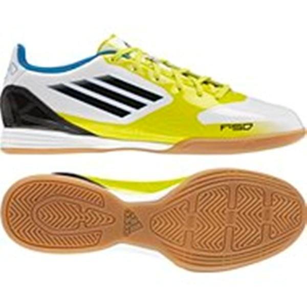 Suela Blanco Zapatilla Adidas Futbol Ic Foto Messi Xw1bpcuq F50 F10 Sala xrqzagrcYw