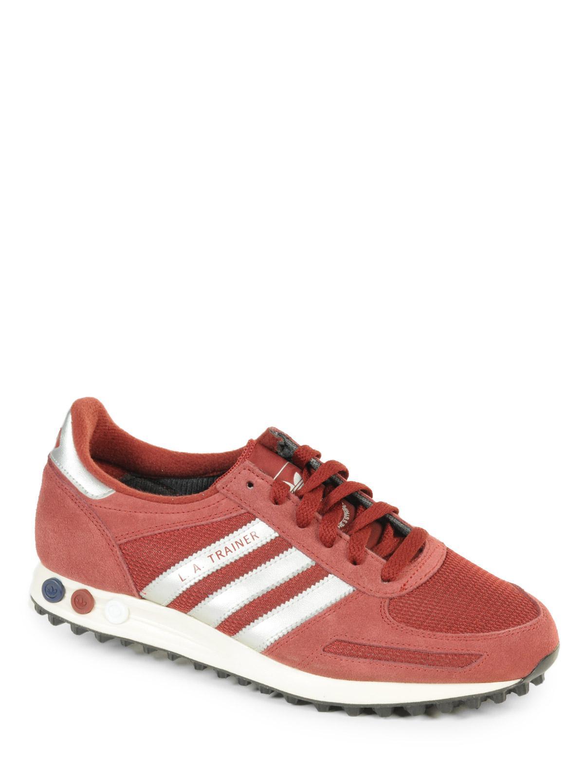 Adidas La Trainer Rojas
