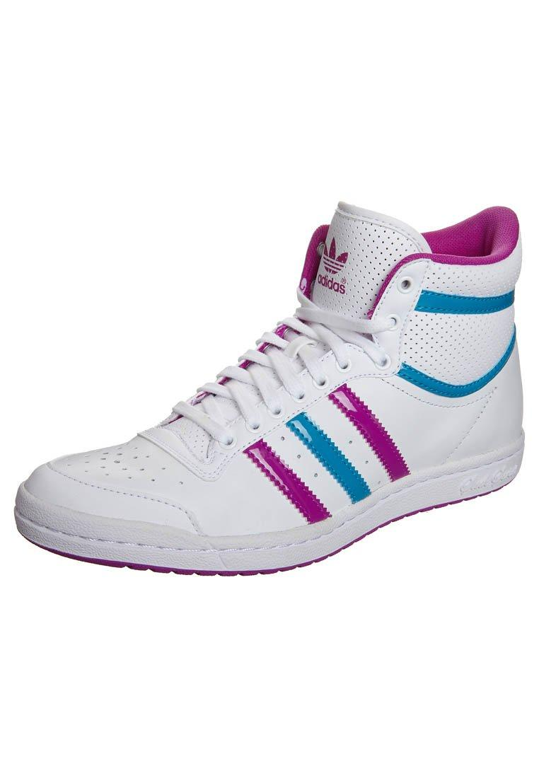 Foto adidas Originals TOP TEN Zapatillas altas blanco