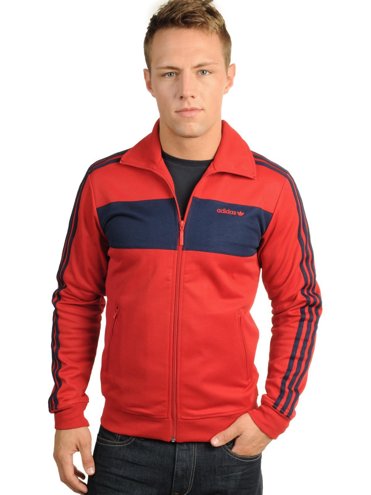 Originals Beckenbauer Adidas V7wg1q1 Chaqueta Spo Rojomarino UBn8qR6wCB