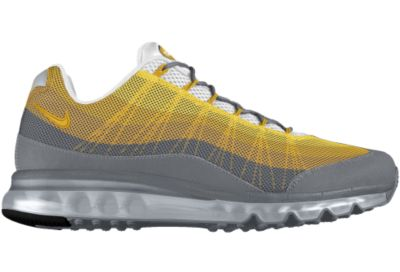 Foto Air Max 95 Dynamic Flywire iD - Amarillo - 5