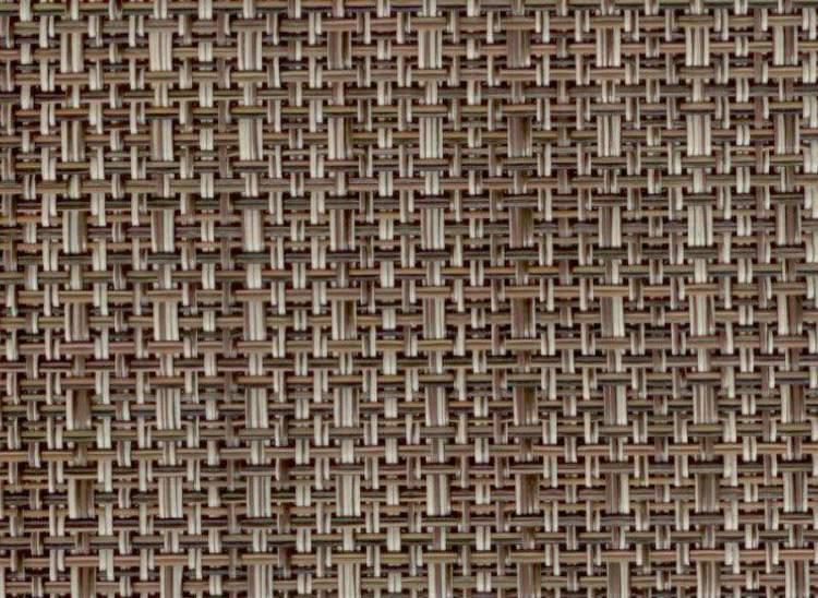 Foto alfombra rattan sintetico oro twi 7033 foto 359002 - Alfombra rafia ...