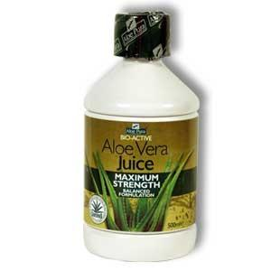 Foto Aloe pura maximum strength aloe vera juice 500ml