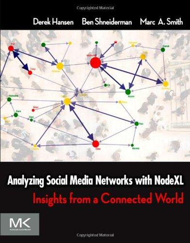 Foto Analyzing Social Media Networks with NodeXL: Insights from a Connected World