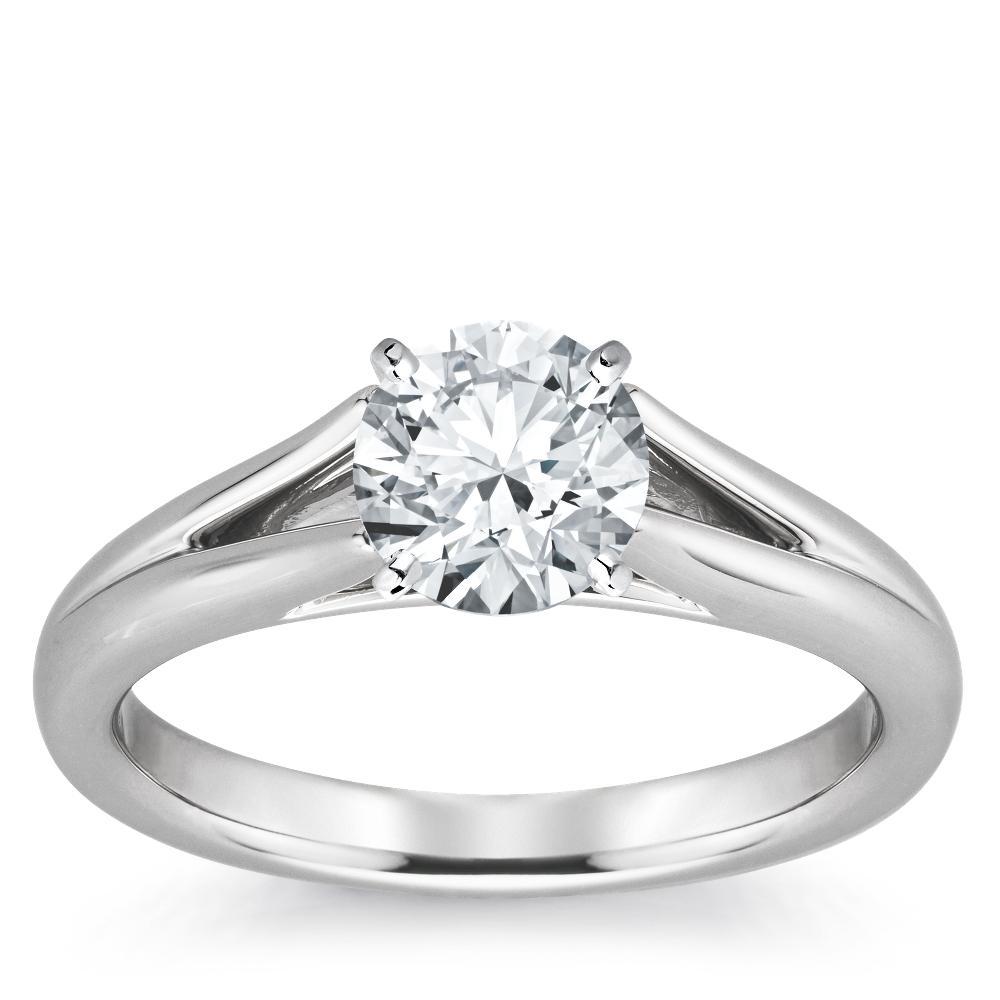 Anillos de diamantes oro blanco precios jorge juan for Precio rodiar anillo oro blanco