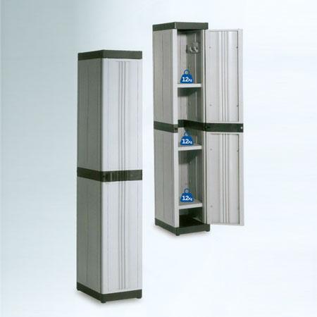 Foto armario resina bajo 3 puertas foto 422378 - Armario resina bajo ...