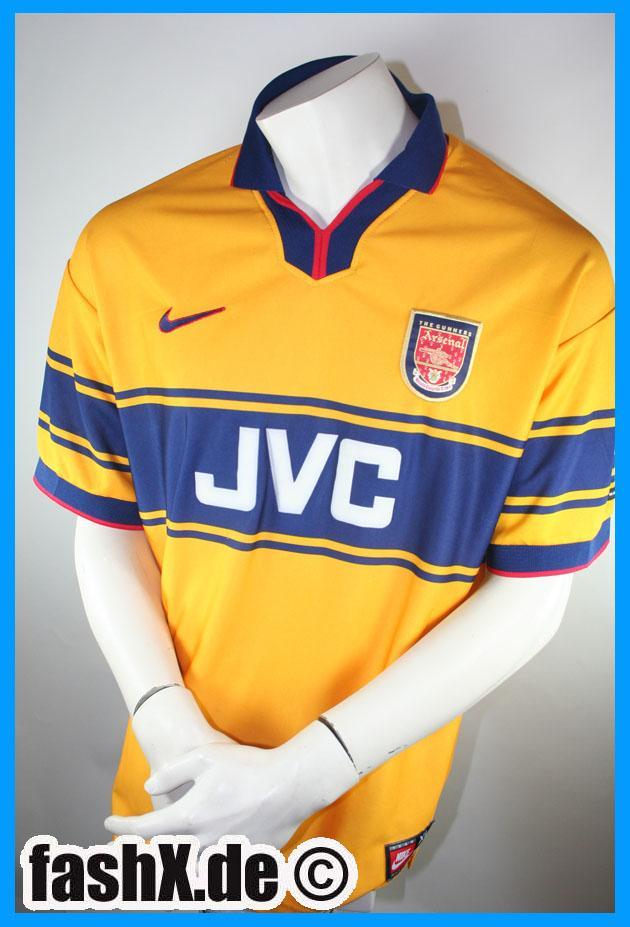 Nike 1997 99 Jvc Arsenal Camiseta Foto 323420 Xl Bergkamp London 10 wRCqXfpX f0d804b47bc0d