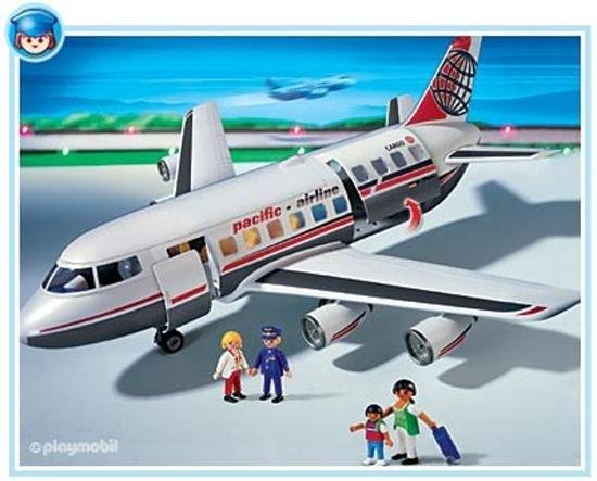 24418 24418 Comercial Avion Comercial Playmobil Playmobil Foto Foto Avion Foto 6yYbfg7v
