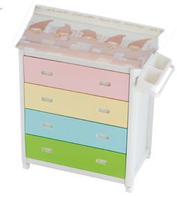 Foto ba era bebe cambiador 4 cajones foto 113534 for Bona nit muebles