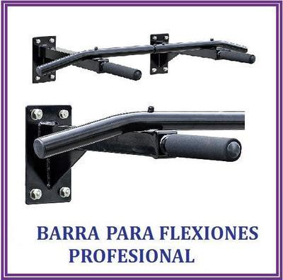 Foto barra de deporte musculacion gimnasia dominadas - Barra dominadas pared ...
