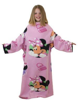 Foto batamanta snuggie manta con mangas y bolsillo ninos for Bebes disney jardin